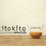 5月18日 kitokito marche Crafts fair 2014